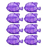 GuanQiao 8 Pack Humidifier Tank Cleaner Fish for Humidifier Water Treatment, Protects Humidifier Against Odor,...