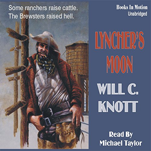 Lyncher's Moon audiobook cover art