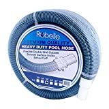 Robelle 740 Swimming Pool Vacuum Hose, 35-Feet-Feet by 1-1/2-Inch