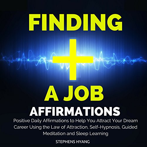 Finding a Job Affirmations cover art