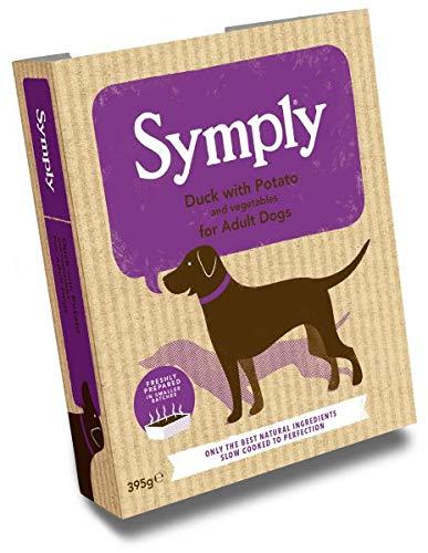 395 GR Symply adult eend/aardappel hondenvoer