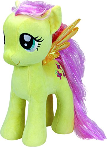 Ty Beanies My Little Pony Fluttershy Large Yellow