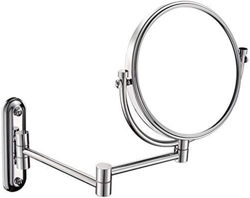 KXA Discount is also underway Max 52% OFF High Definition Makeup Beauty Wall 8'' Mount Mirror