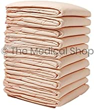 """Wave Medical Disposable Incontinence Pads (100-Count) Bed Covers for Women, Men, Elderly, Kids 