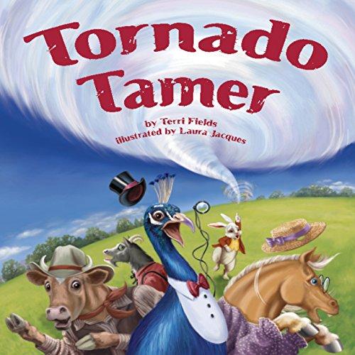 Tornado Tamer audiobook cover art