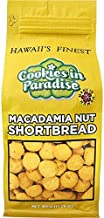 Cookies in Paradise Macadamia Nut Shortbread Cookies 26 oz.