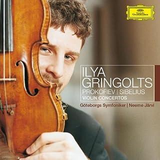 Prokofiev and Sibelius Violin Concertos