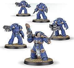 Games Workshop Warhammer 40K 40,000 Adeptus Astartes The Horus Heresy Tartaros Terminators (5 Miniatures)