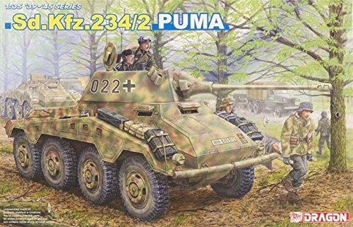 1/35 Sd.Kfz 234/2 Puma 1939-45 Series