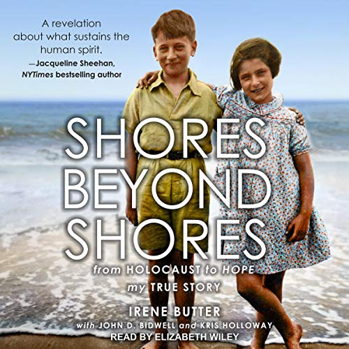 Shores Beyond Shores audiobook cover art