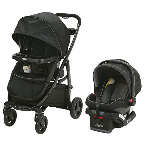 Graco Modes Travel System | Includes Modes Stroller and SnugRide SnugLock 35 Infant Car Seat, Dayton Indiana