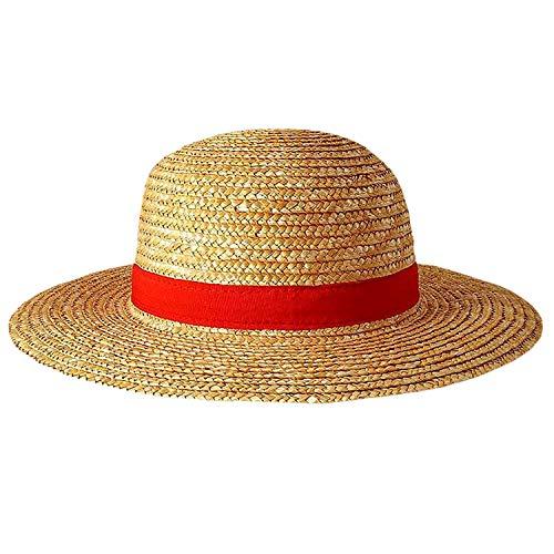 One-piece 599386031 - Sombrero de Paja Luffy Adulto.