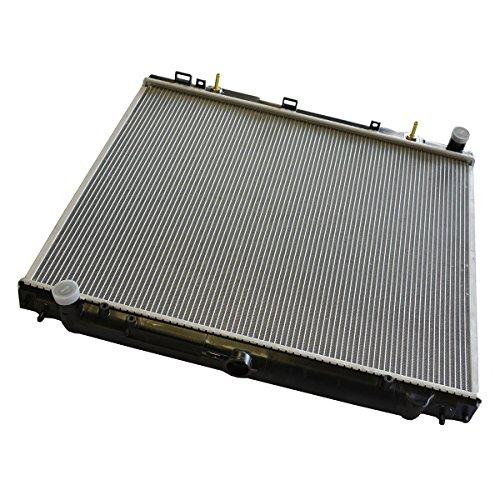 2005 nissan frontier radiator - 2