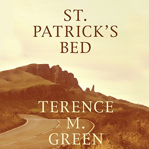 St. Patrick's Bed cover art