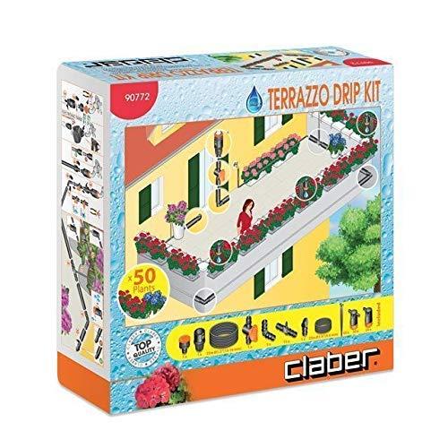 Claber–Kit 50Terrazza irrigazione