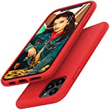 Gorain Case for iPhone 11 Pro, Liquid Silicone Shockproof