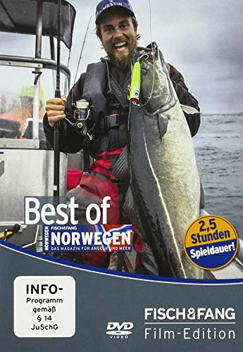 Best of Norwegen (DVD): Fisch & Fang Film Edition