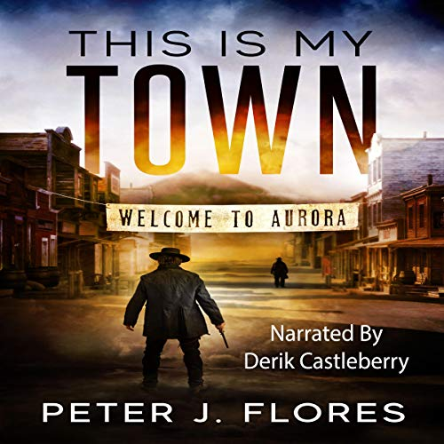 This is My Town audiobook cover art