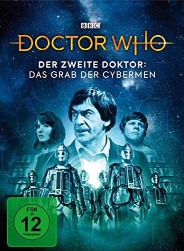 Doctor Who - Der zweite Doktor: Das Grab der Cybermen (Limited Edition) (2 DVDs)