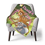 Talcholar Bamb&i Baby Blanket Unisex Wrap Soft Neutral Receiving Blanket for Boys and Girls, 30 X 40 Inches