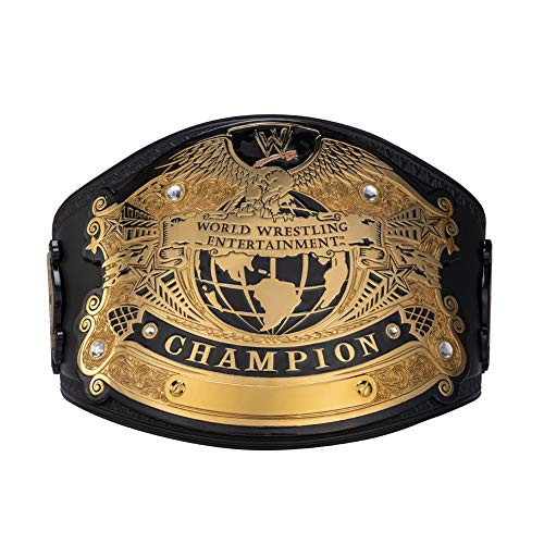 WWE Authentic Wear Undisputed Championship Replica Title Belt (Version 2) Multi