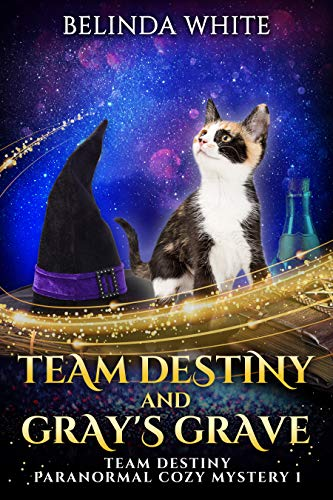 Team Destiny and Gray's Grave (Team Destiny Paranormal Cozy Mystery Book 1) by [Belinda White]