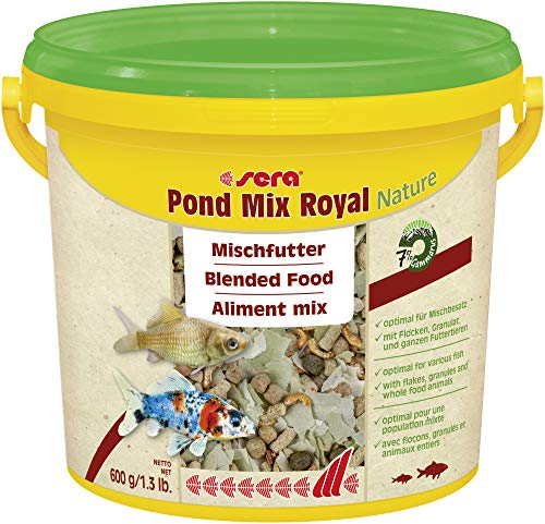 Sera Pond Mix-Royal 3.8 L, 1er Pack (1 x 3.8 l)