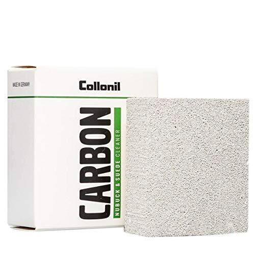 Collonil Carbono Cuero Nobuk y Gamuza Limpiador Bloque