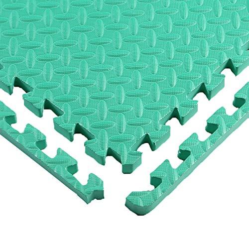 MAHFEI-Ppuzzelmatten puzzel pad yoga Studio woonkamer kind kruipen zacht gezellige buffer PE, 10 kleuren vrije combinatie