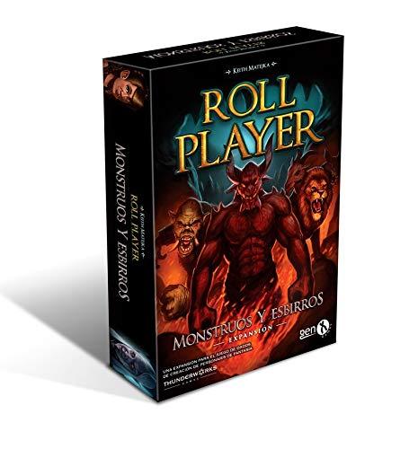 GENX Roll Player: Monstruos y Esbirros - Expansión Juego de Mesa [Castellano]: Amazon.es: Juguetes y juegos