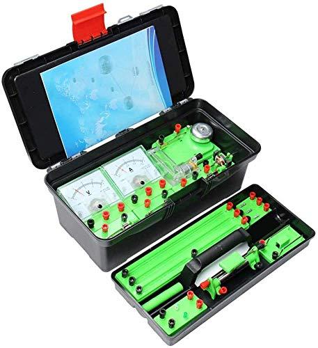 Kit de inicio de aprendizaje de circuito de electricidad física, kits de...