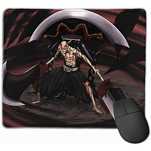 Bleach-Ikkaku'S Bankai anti-slip muismat rechthoek Anime Mouse Pad Gaming Mouse Pad