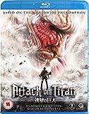 Attack on Titan: The Movie - Part 1 [Blu-ray] [Reino Unido]