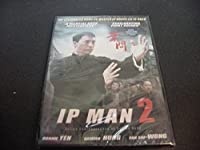 DVD Video Of IP MAN 2-- New English Language Version. The Celebrated Kung-Fu Master of Bruce Lee Is Back. With Donnie Yen, Sammo Hung and Fan Siu-Wong.