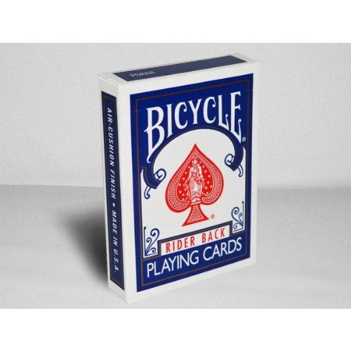 Mazzo BICYCLE Rider-Back Blu (modelo anterior) (US Playing Card Company)