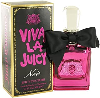 Vivá Lá Jùicy Coutùre Nóir Përfume For Women 3.4 oz Eau De Parfum Spray + Free Shower Gel (Rálph Laüren)