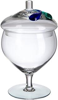 Cristal de Bohemia Bombonera, Cristal, 13x13x21 cm