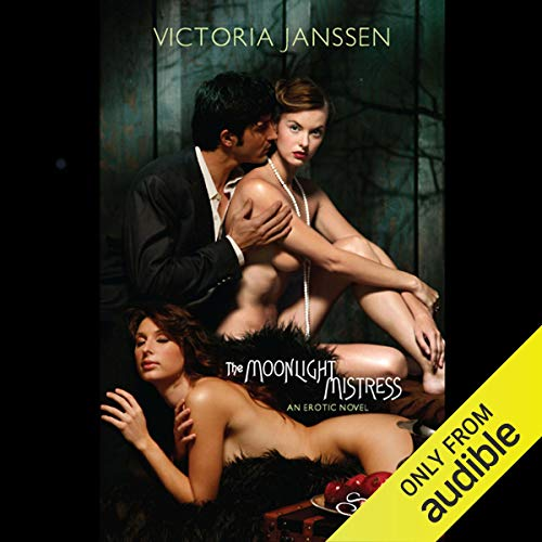 The Moonlight Mistress audiobook cover art