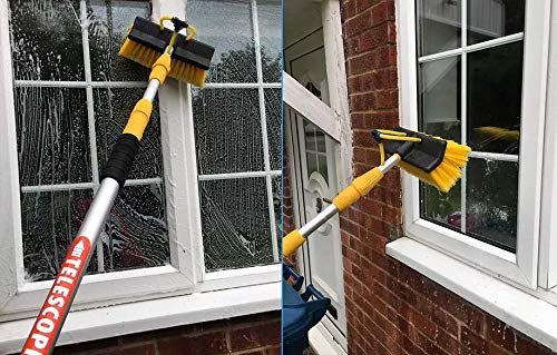 Water Fed Window Cleaning Pole, ...
