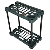 Stalwart Compact Garden Fits Over 30 Tools Storage Rack, Model:75-ST6011