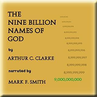 The Nine Billion Names of God audiobook cover art