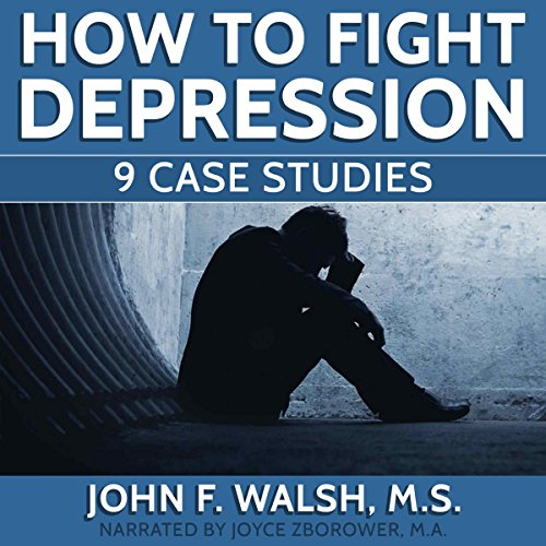 How to Fight Depression: 9 Case Studies audiobook cover art