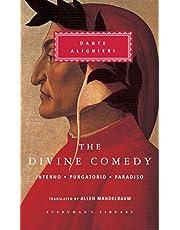 The Divine Comedy: Inferno; Purgatorio; Paradiso (in one volume)