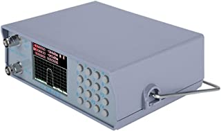 Garsent UHF VHF Analizador de Espectro de RF de Doble Banda VHF (136-173MHz) y UHF (400-470MHz) Rango de frecuencia, 127dBm - 0dBm Rango dinámico del Espectro