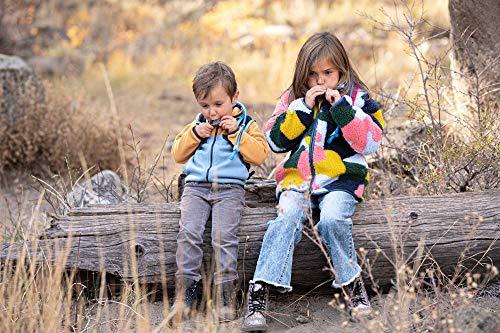 CAMELBAK Kids' Mini M.U.L.E Packs, Lapis Blue/White Stripe, One Size