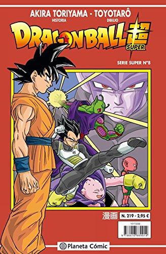 Dragon Ball Serie roja nº 219 (Manga Shonen)
