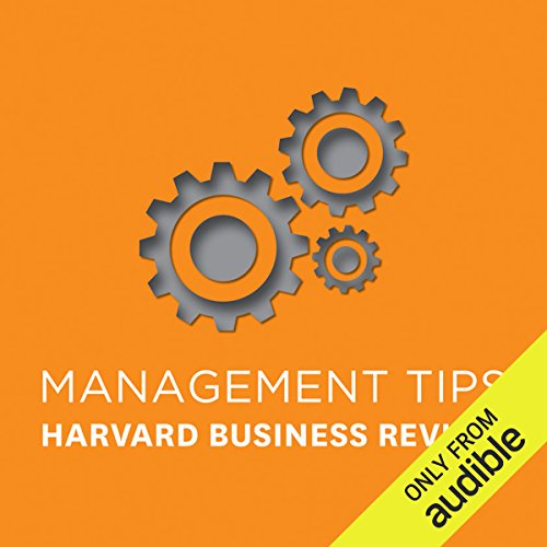 Management Tips audiobook cover art