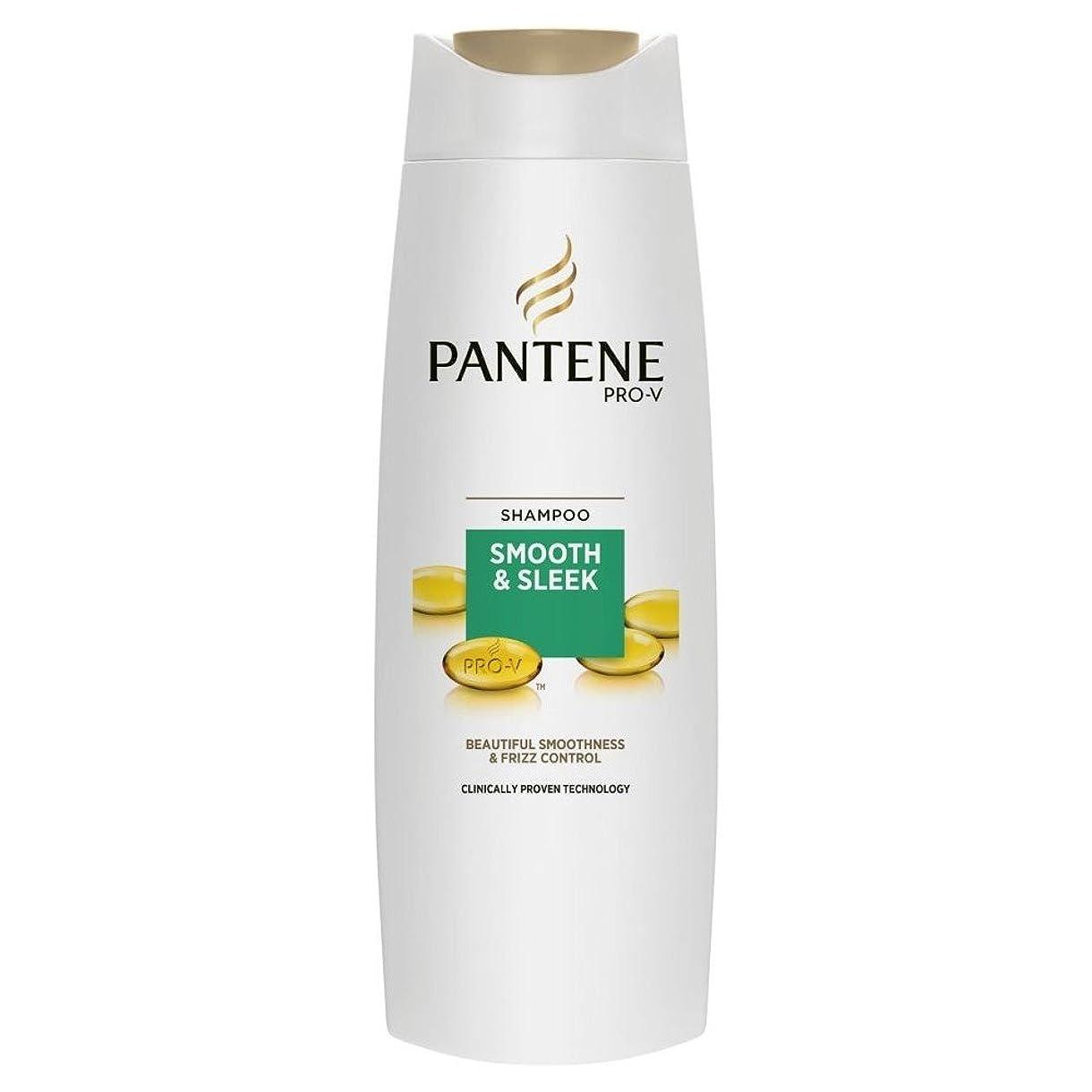 動く操る抽象Pantene Pro-V Smooth & Sleek Shampoo (400ml) パンテーンプロv滑らかで洗練されたシャンプー( 400ミリリットル) [並行輸入品]
