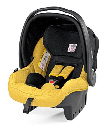 Peg Perego APVSX1MYEL Testsieger Gruppe zero plus Babyschale Primo Viaggio, mod yellow