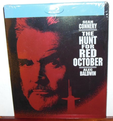 The Hunt for Red October Blu-ray Steelbook/blu Ray